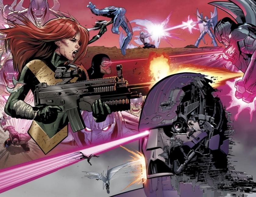 X-Men Legacy #237