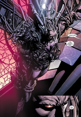 X-Men Second Coming #1 bastion