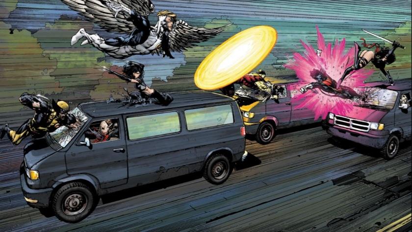 X-Men Second Coming #1