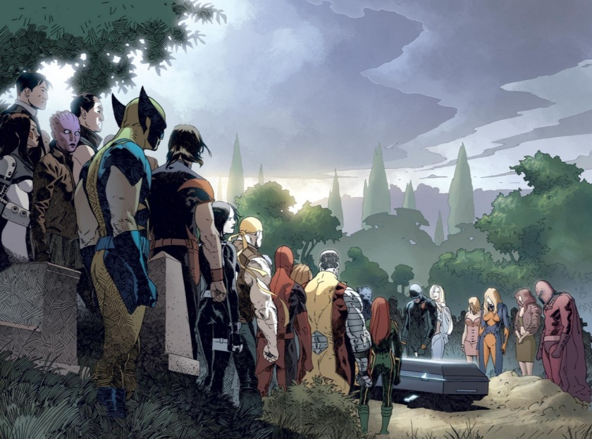 X-Men Second Coming #2