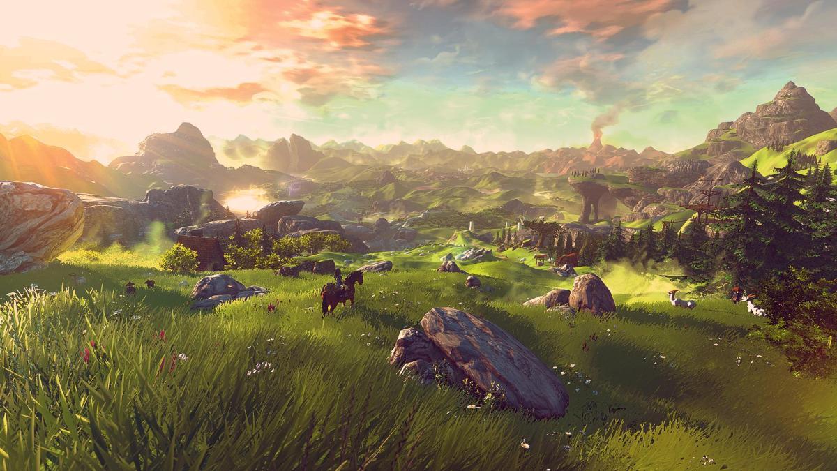 The Legend of Zelda: Breath of the Wild Review[Pixelkin]