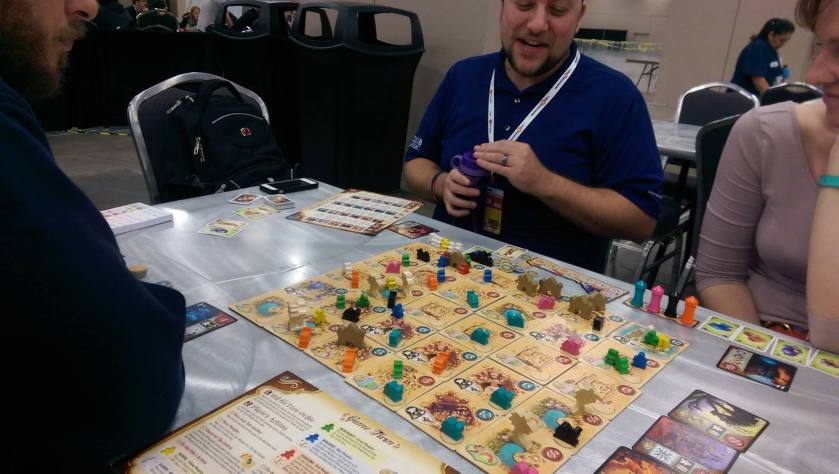 pax south five tribes