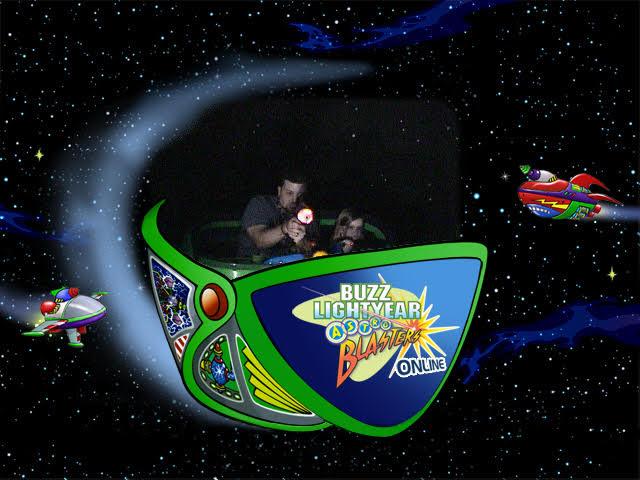 disneyland astro blasters