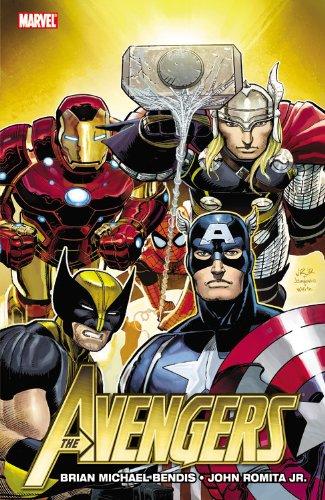 Avengers 2010 vol 1