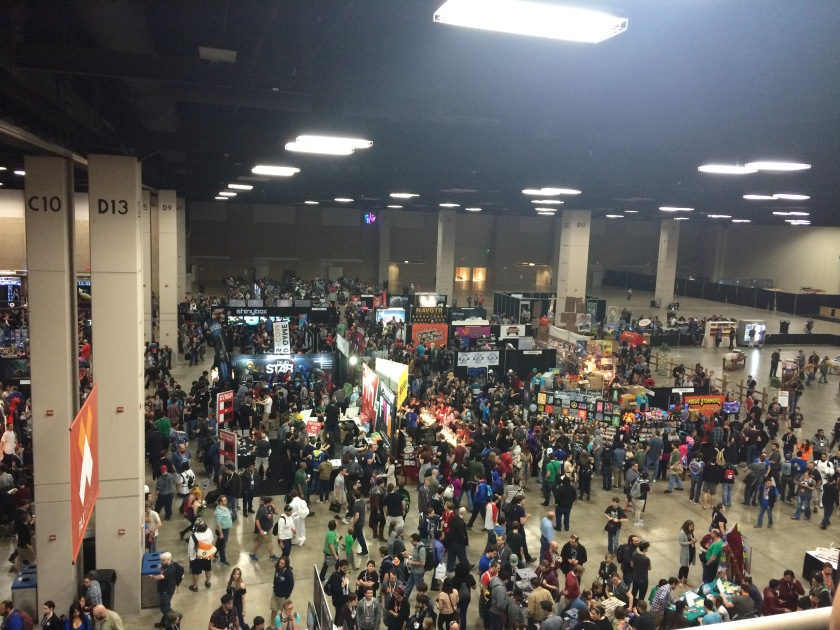 pax south show floor2