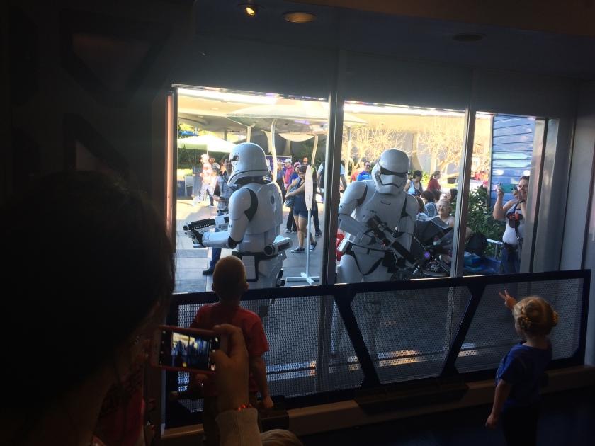 disneyland stormtroopers