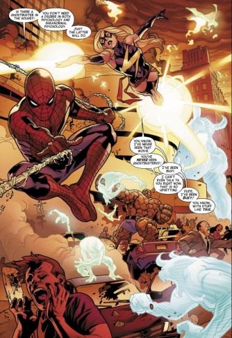 New Avengers 2010 #3