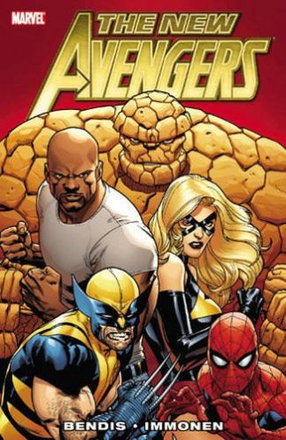 New Avengers 2010 Vol 1