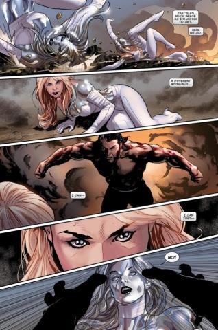 Uncanny X-Men #534 emma frost