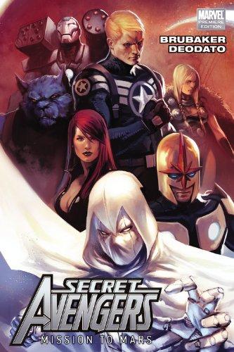 Secret Avengers 2010 vol 1