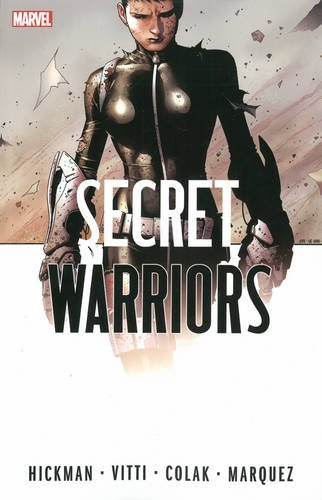 Secret Warriors vol 2