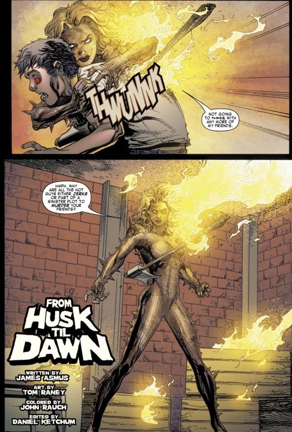 Marvel Comics Final Thoughts – X-Men: Curse of the Mutants ...