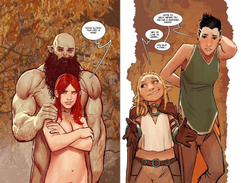 Rat Queens Sejic
