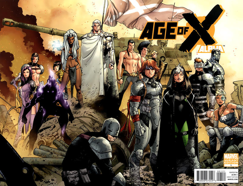 Marvel Comics Final Thoughts – Age of X