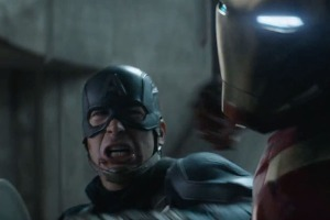 civil war iron man v cap