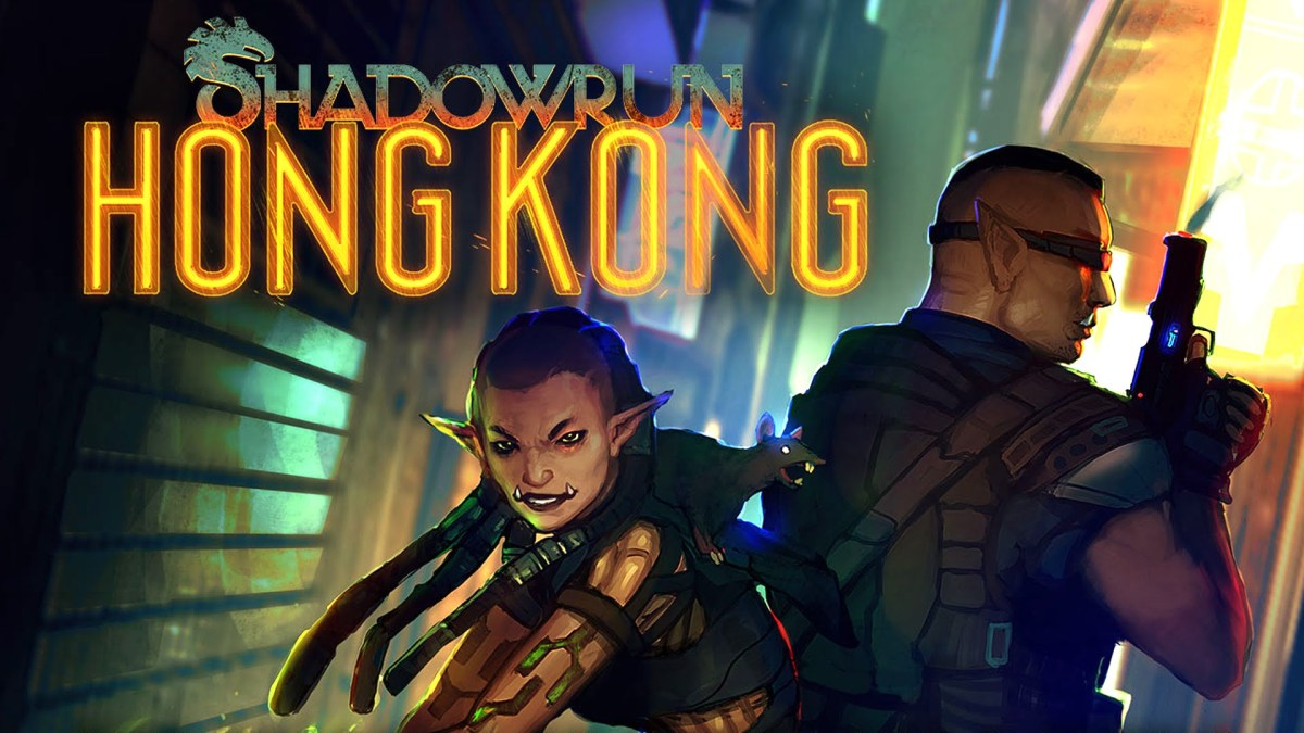 Gaming Backlog Final Thoughts – Shadowrun: Hong Kong