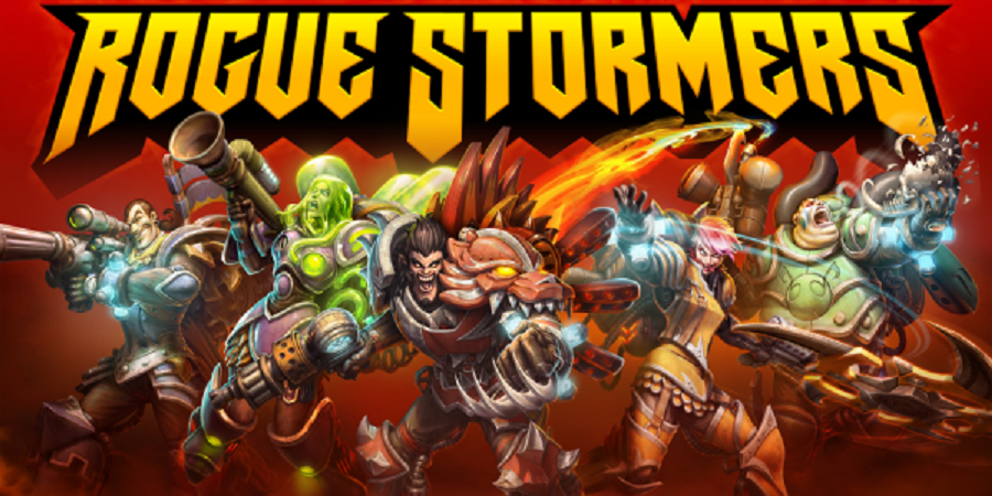 Rogue Stormers Review [Pixelkin]