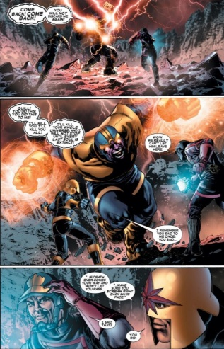 The Thanos Imperative #6 star-lord nova
