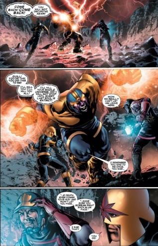 The Thanos Imperative #6 star-lord nova