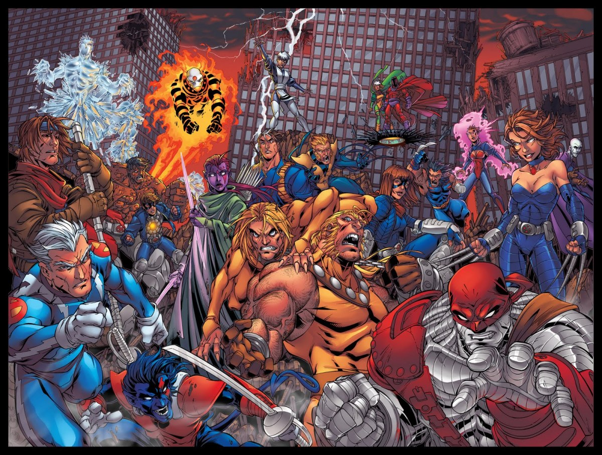 Marvel Comics Final Thoughts – Age of Apocalypse