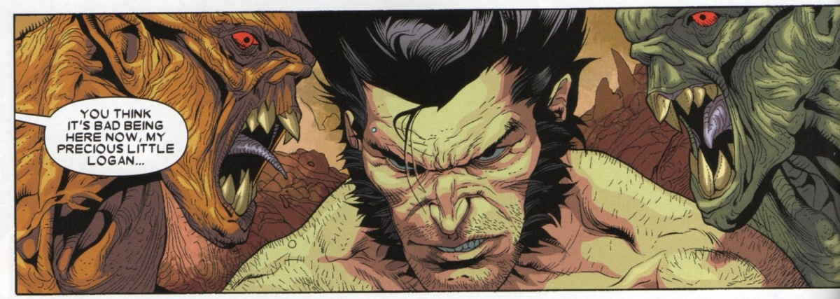 Marvel Comics Final Thoughts – Wolverine Goes to Hell