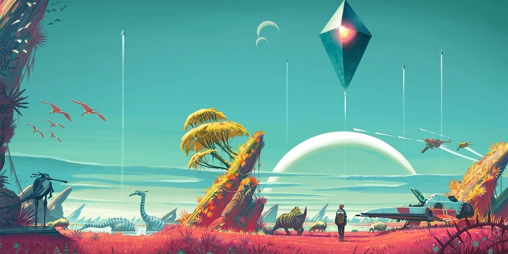 No Man's Sky Review [Pixelkin]