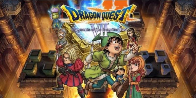 Dragon Quest VII Review[Pixelkin]
