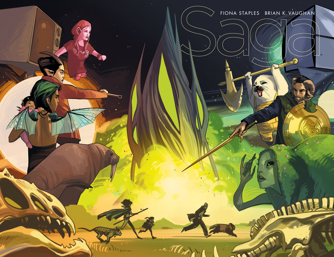Image Comics Final Thoughts – Saga, Vol. 5