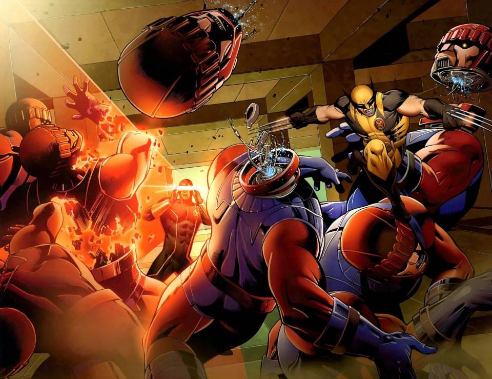 Marvel Comics Final Thoughts – X-Men:Schism