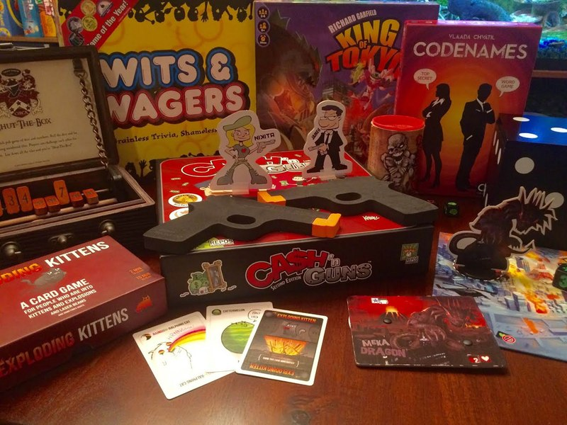 Top 10 Crowd-Pleasing Tabletop Party Games[GuideLive]