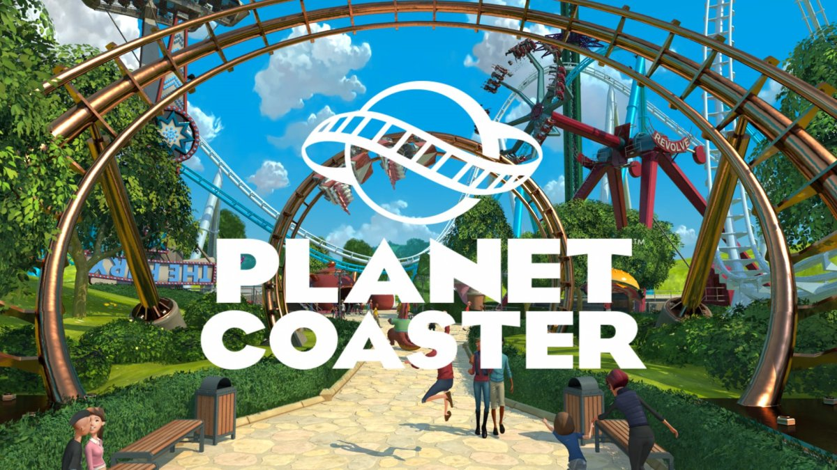 Planet Coaster Alpha Preview [Pixelkin]