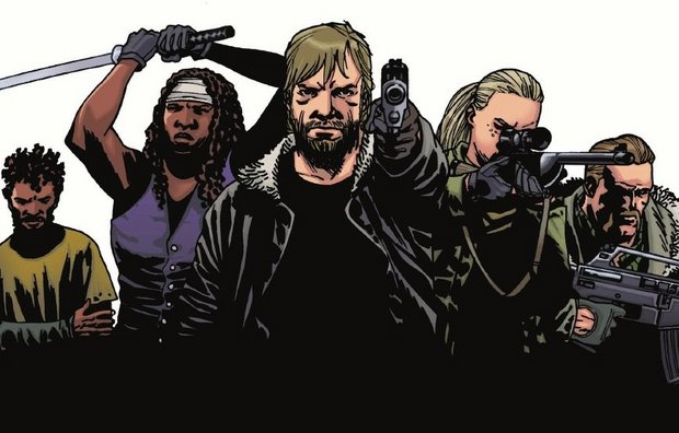 Image Comics Final Thoughts – The Walking Dead: Compendium Two