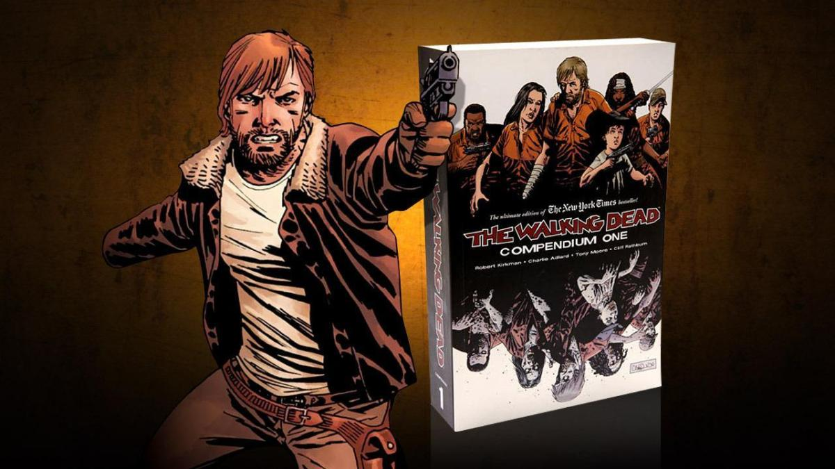 Image Comics Final Thoughts – The Walking Dead: CompendiumOne