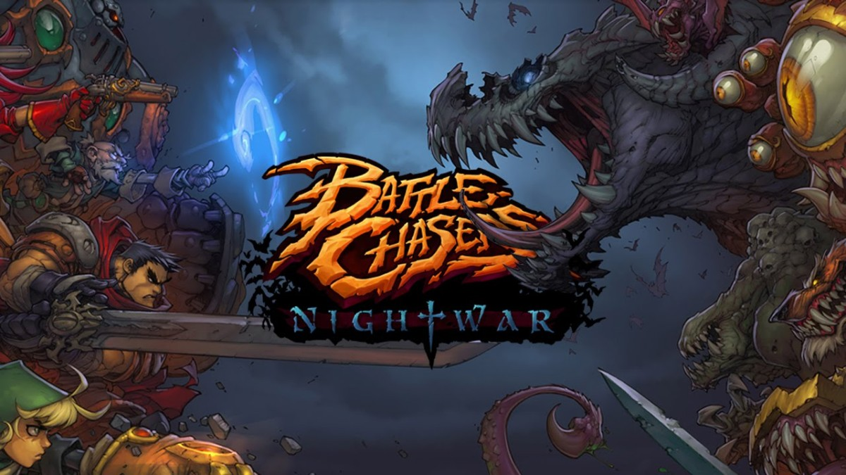 The creators of Battle Chasers on comics, RPGs, and almost being Chaotic Evil [PC Gamer]