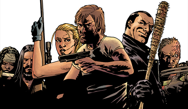 Image Comics Final Thoughts – The Walking Dead: Compendium Three