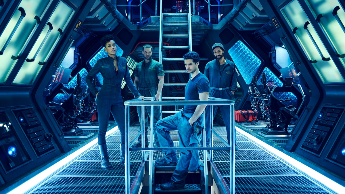 The Expanse Is The Best Sci-Fi Show on TV [Polygon]