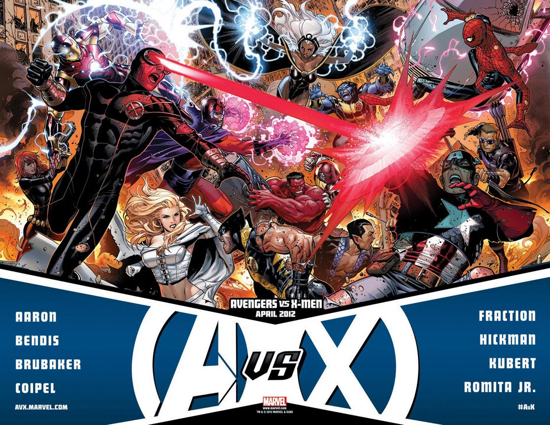 Marvel Comics Final Thoughts – Avengers vs. X-Men