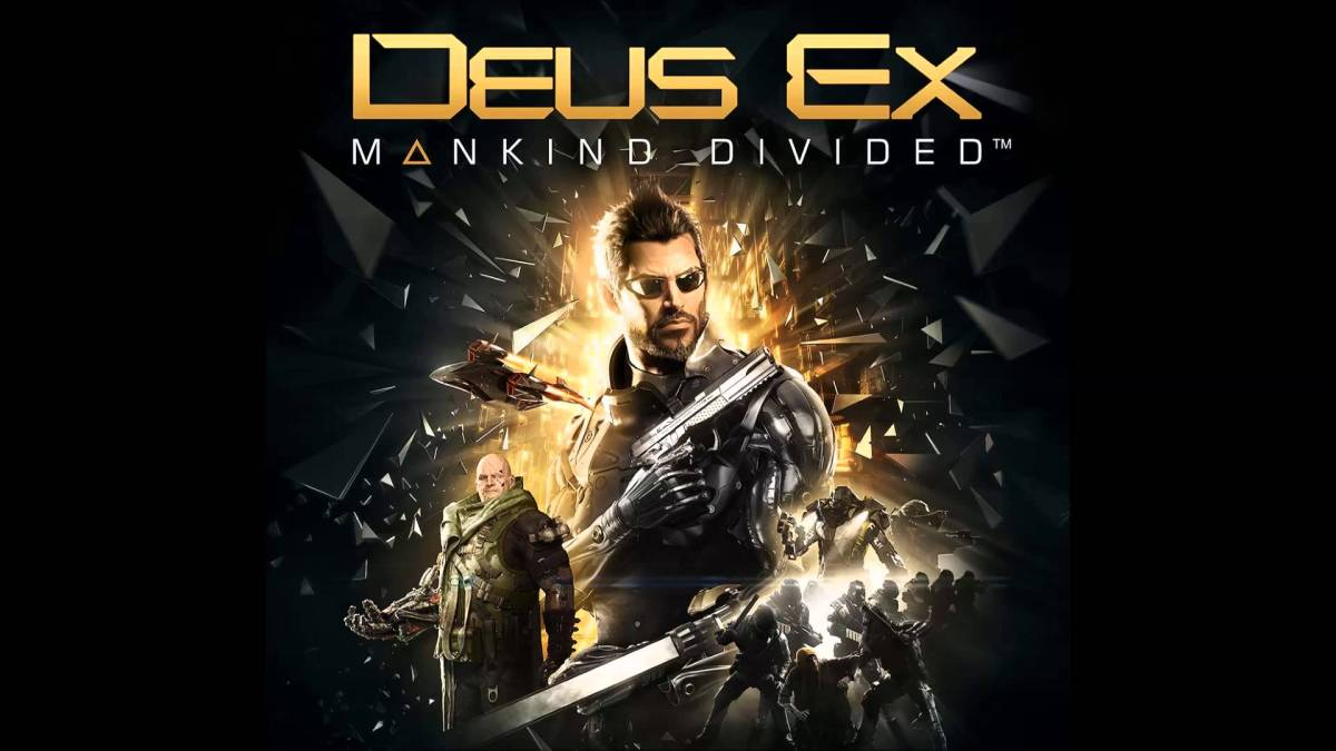 Gaming Backlog Final Thoughts – Deus Ex: Mankind Divided