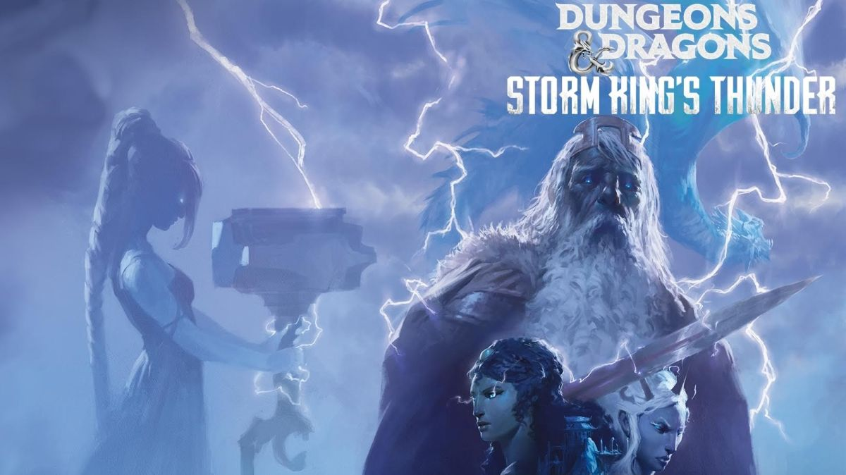 "D&D 5E ""Storm King's Thunder"" Session 0 – Introducing Our Characters"