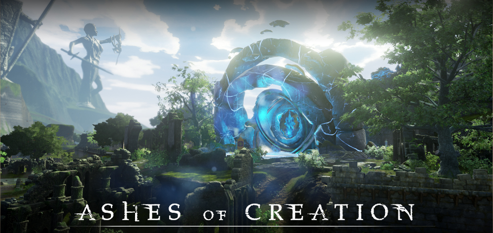 Interview with Ashes of Creation's Steven Sharif[ZAM]