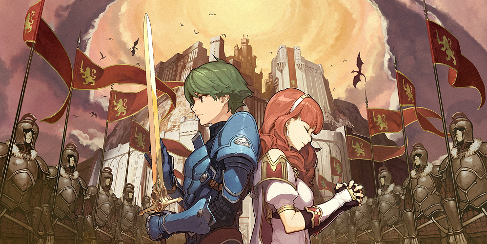 Fire Emblem Echoes: Shadows of Valentia Review [Pixelkin]