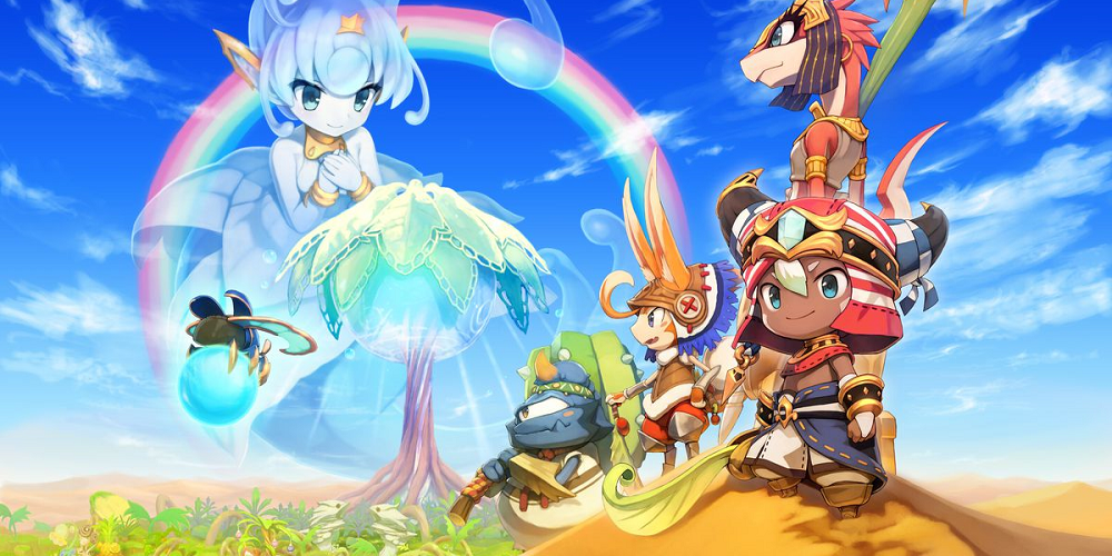Ever Oasis Review [Pixelkin]