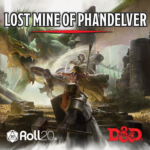 Roll20 Review: Lost Mine of Phandelver