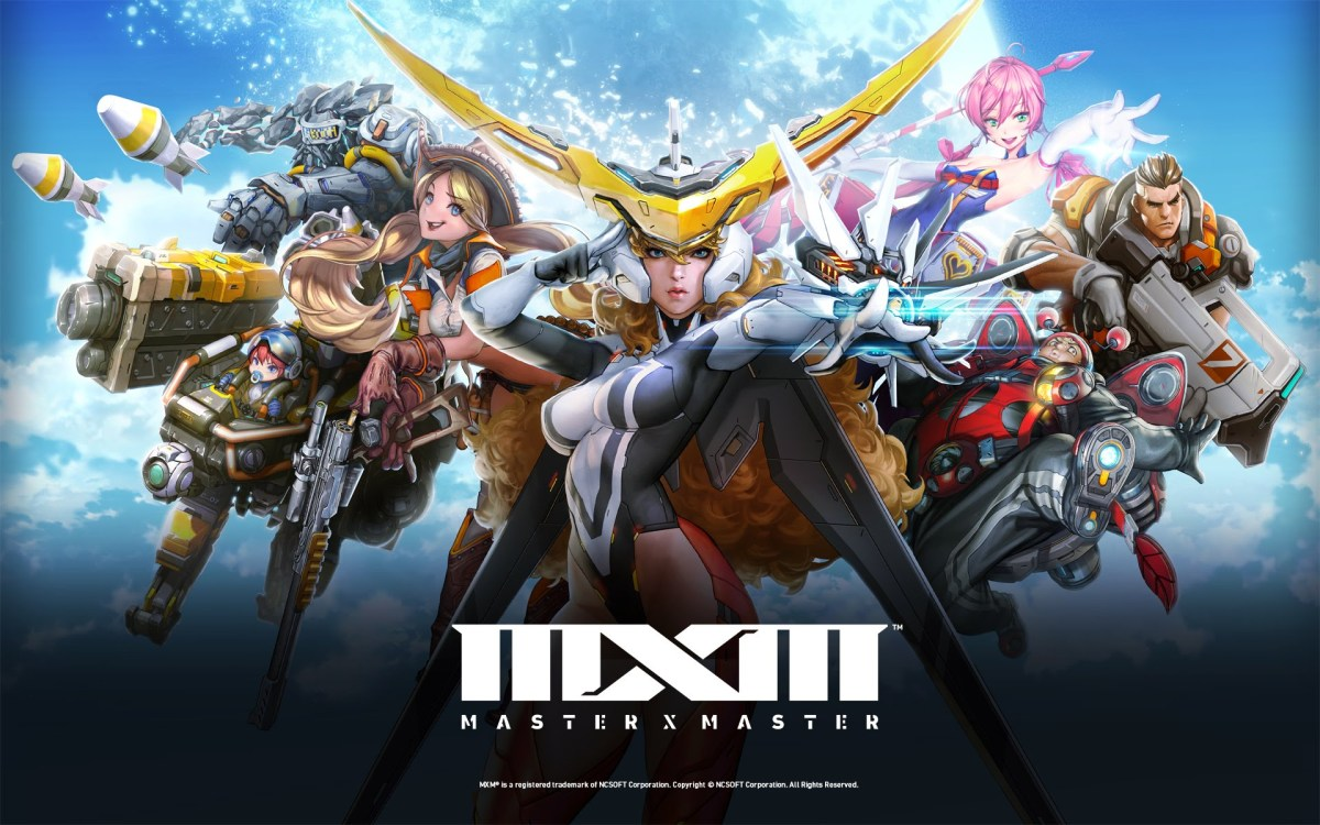 Master X Master's Co-op PvE is Better than its MOBA [PC Gamer]