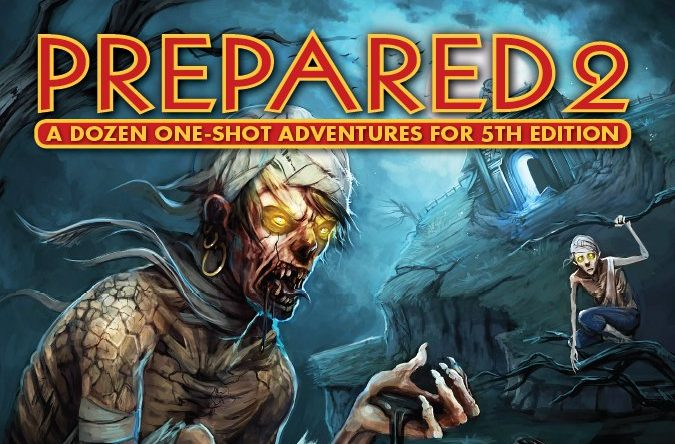 Tabletop Review: Prepared 2