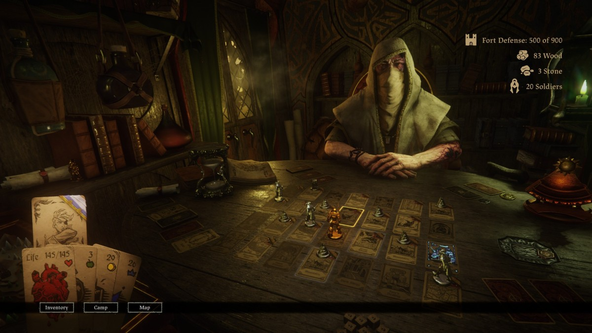 Hand of Fate 2 Review [PC Gamer]