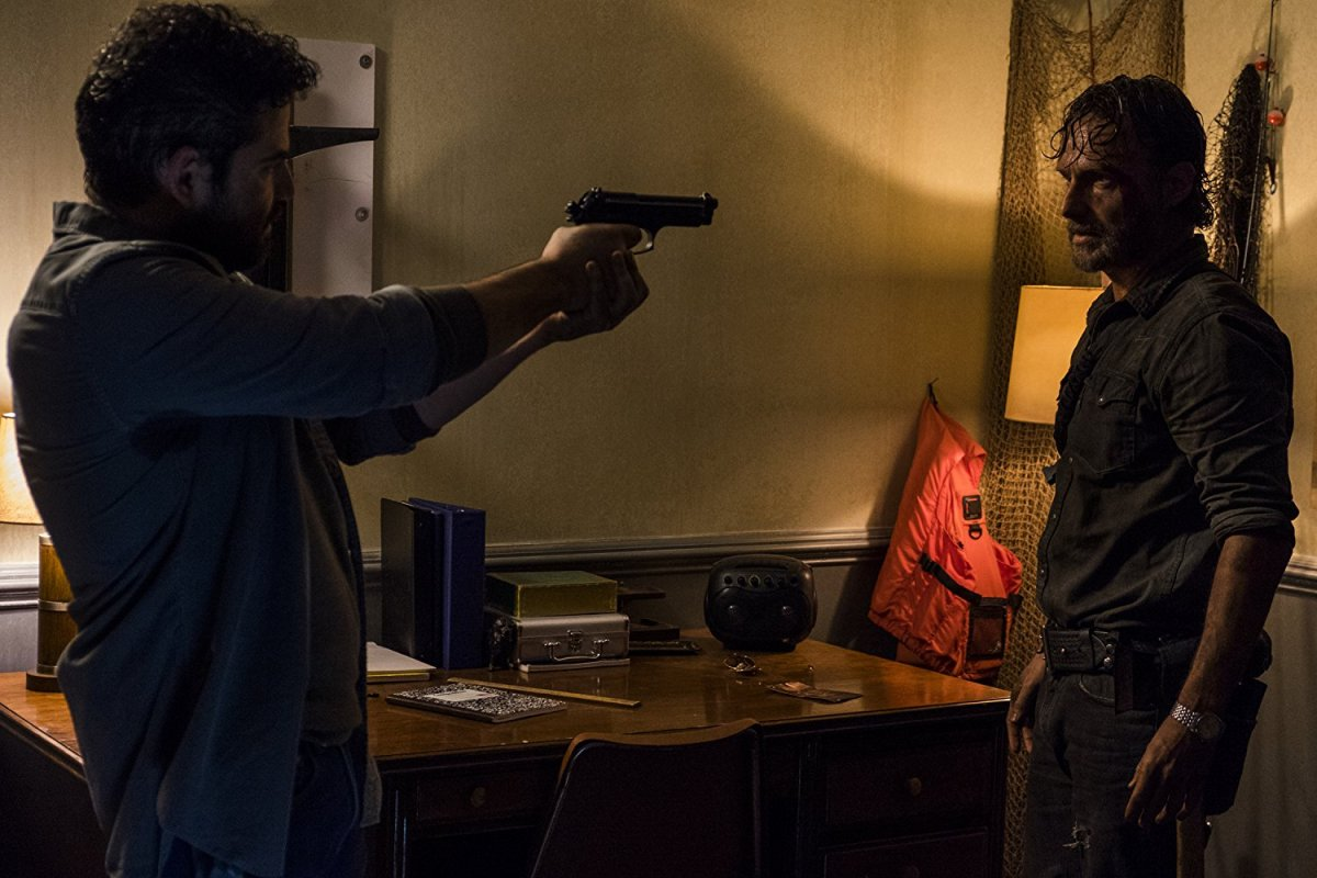 "The Walking Dead Season 8 Episode 3 ""Monsters"" Recap"