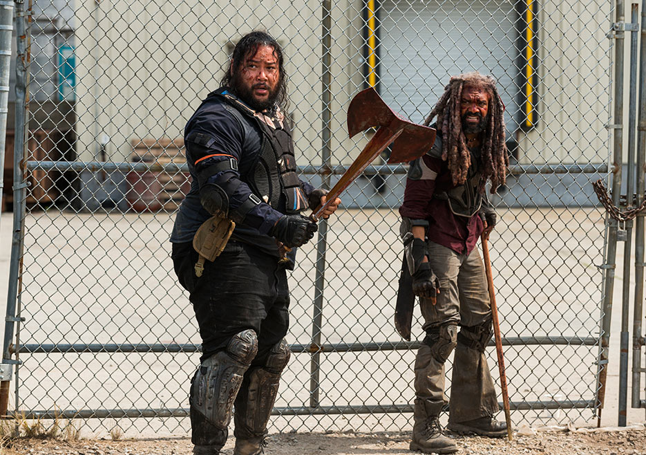 "The Walking Dead Season 8 Episode 4 ""Some Guy"" Recap"