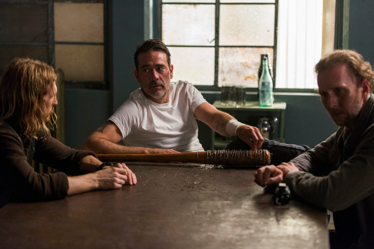 "The Walking Dead Season 8 Episode 5 ""The Big Scary U"" Recap"