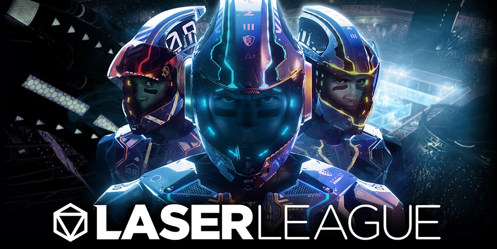 Laser League is future sports with deadly neon lasers[ZAM]